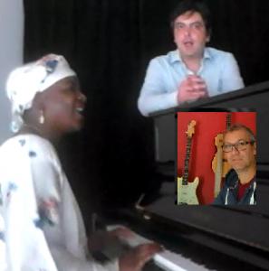 Les Muses du clavier improvisent