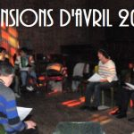 Scansions d'Avril 2017 - Recueil de textes, slams et photos