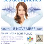 Samedi 18 Novembre 2017 : Conférence et Ateliers