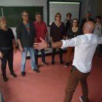 Samedi 26 Mai Stage Voix-Corps : l'art de l'interprétation et de l'improvisation vocale