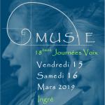 MUS'E vous attend à son 18ème Impromptu Vocal du samedi 16 mars