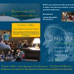 Assemblée Générale festive de MUS'E  vendredi 15 Mars 2019, en sons et images!
