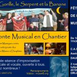 Vidéos du Conte Musical joué en Grand Chantier le 21 Juin 2019