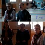 Eveil Vocal et Polyphonie improvisent pour le Conte Musical en Chantier : allégorie de la musique en sons et images