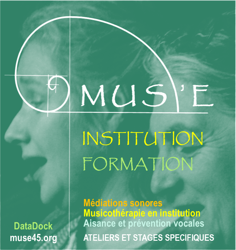 Programme MUS'E Institution Formation