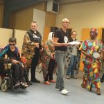 Le Conte Musical du Chantier MUS'E aux portes ouvertes de l'ESAT Rodin