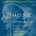 Venez chanter le printemps en COULEURS DE VOIX avec MUS'E !